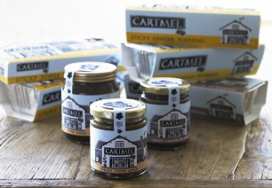 Our Sticky Toffee Pudding range