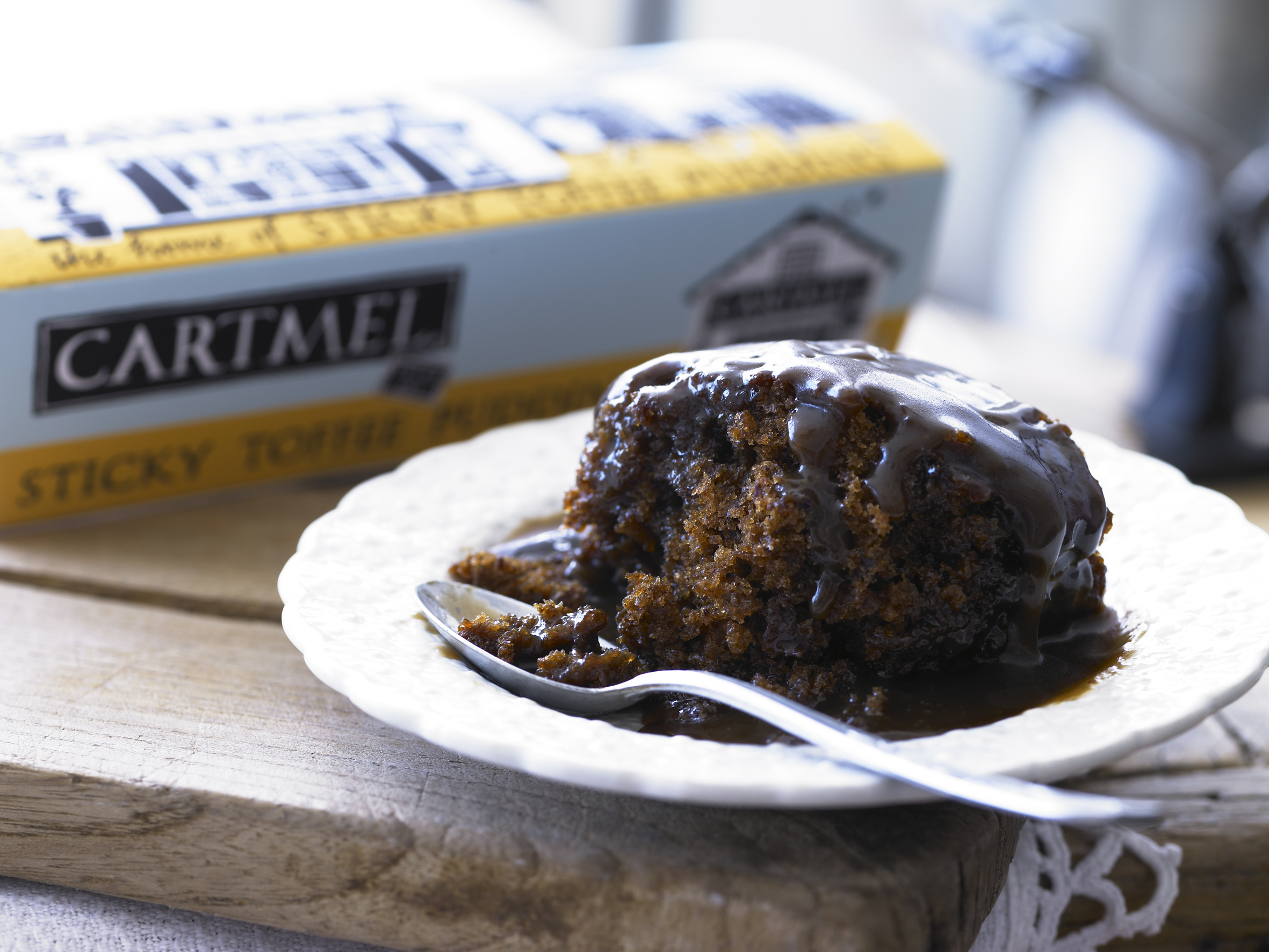 Pudding of the Month Club - Cartmel Village Shop