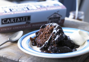 Sticky Chocolate Pudding