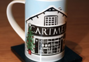Cartmel Village Shop Mug