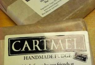 Handmade fudge
